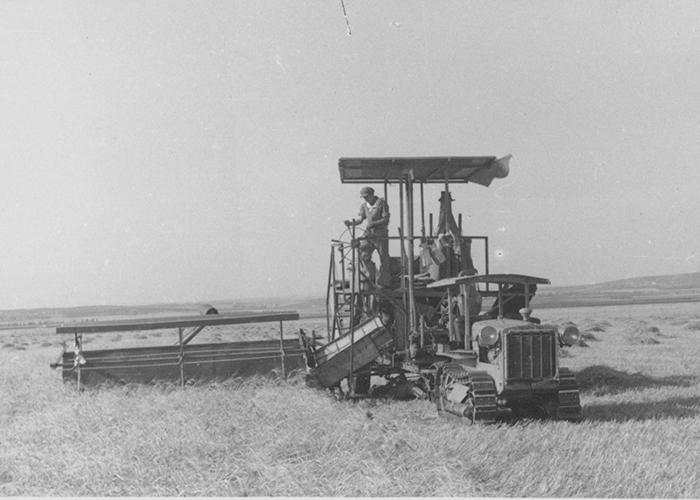 Landwirtschaft implementiert