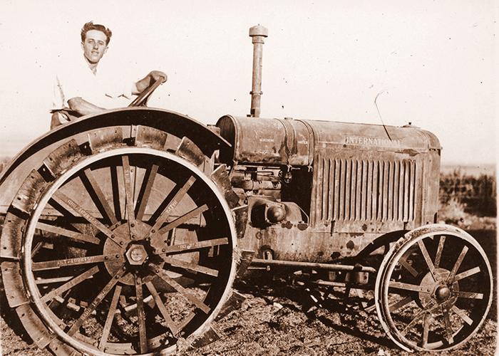 Landwirtschaft Werkzeuge