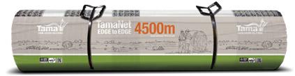 Rundballennetz Edge to Edge™ 4500m