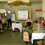 Kuhn Mitarbeiterschulung in Kilkis Nord Griechenland