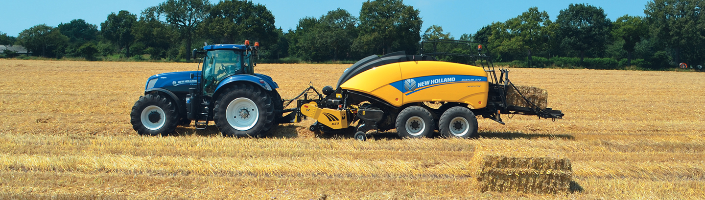 New Holland Invent