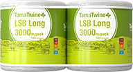 TamaTwine+ LSB Long 3000 Pack