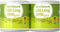 TamaTwinePlus LSB Long 3000 Pack