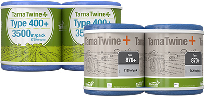 TamaTwine+ Small Square and Round Bales 400+ 870+ Packs