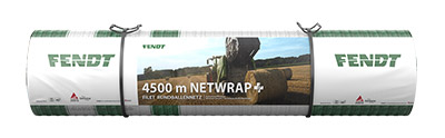Fendt Netwrap Plus 4500m Roll