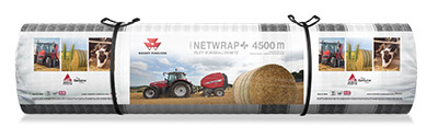 Massey Ferguson Netwrap Plus 4500m Roll