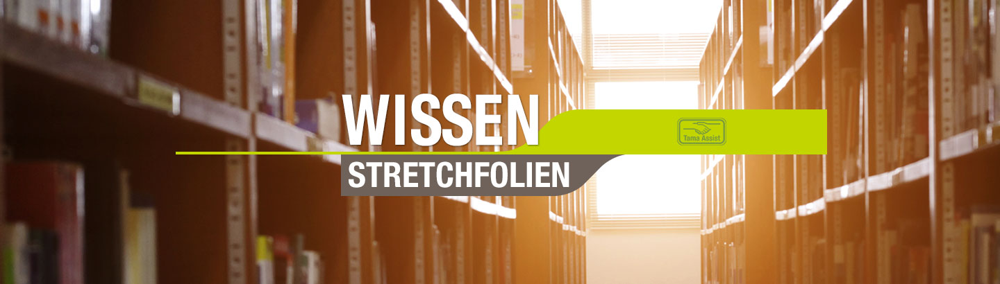 Tama Assist wissen stretchfolien Top Banner