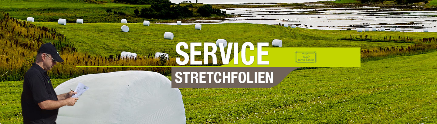 Tama Assist Service Stretchfilm Top Banner