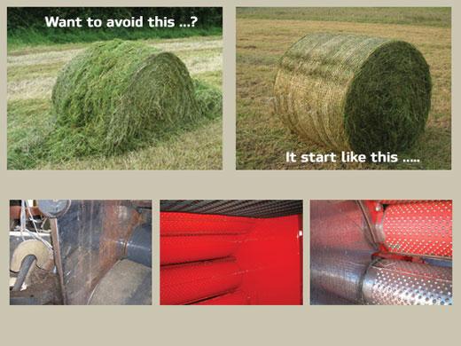 Bale Doctor Netwrap Understanding simple problems 1