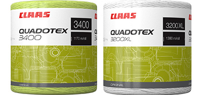 CLAAS Quadotex