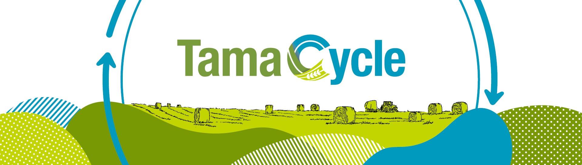 TamaNet Cycle Banner